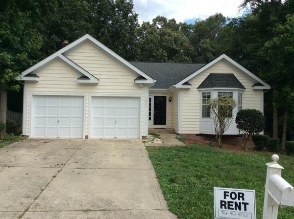 12511 Agate Lane, Pineville, Single-Family Home,  for rent, Kristen Haynes, New Home Buyers Brokers / Realty Pros
